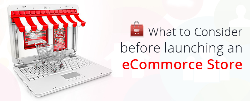 eCommorce Store